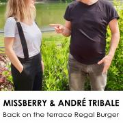 Back On The Terrace (André Tribale & Missberry) - Regal Burger Piestany - Terasa - Piešťany