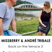Back On The Terrace 2 (André Tribale & Missberry) - Regal Burger Piestany - Terasa - Piešťany