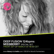 Ibiza Global Radio - Deep Fusion 124bpm with Miguel Garji - IBIZA GLOBAL RADIO - IBIZA [SPAIN]